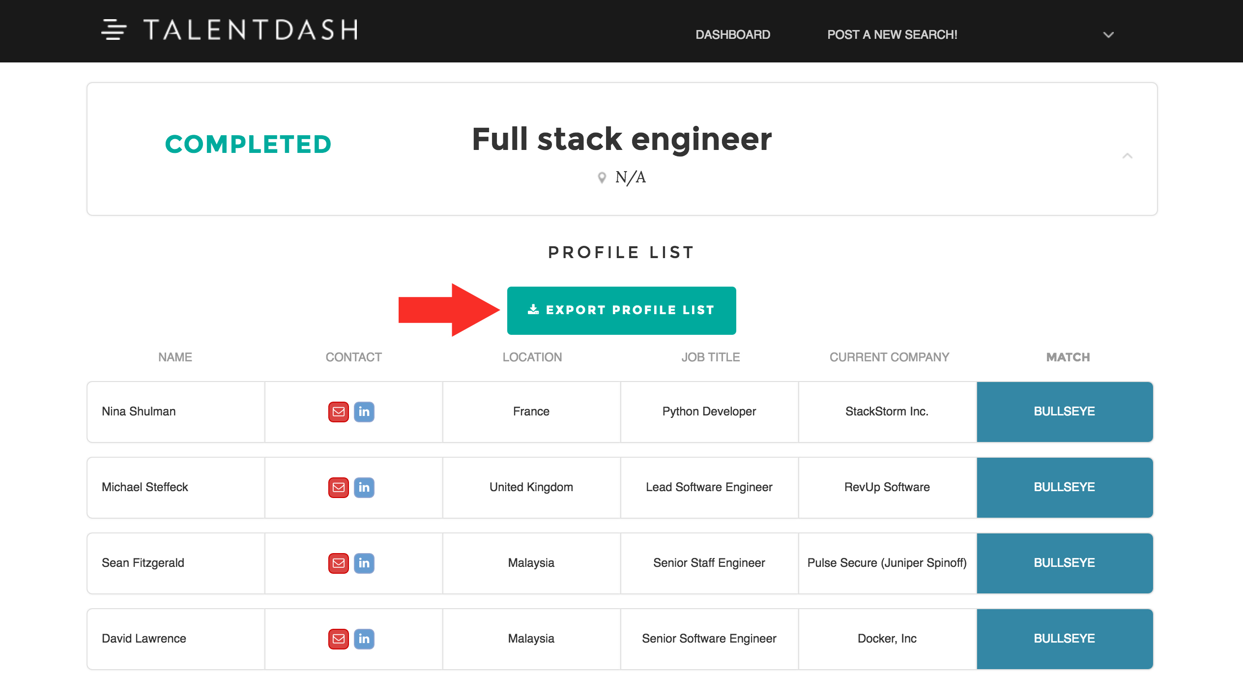 TalentDash-Screenshot-Export_Profile_List